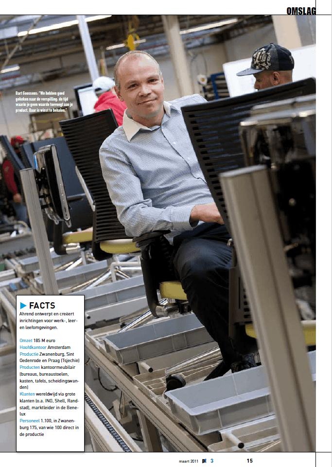 Artikel in de PT Industrieel Management