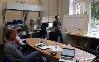 TNO ontwikkelt canvas model voor optimale samenwerking tussen mens en robot