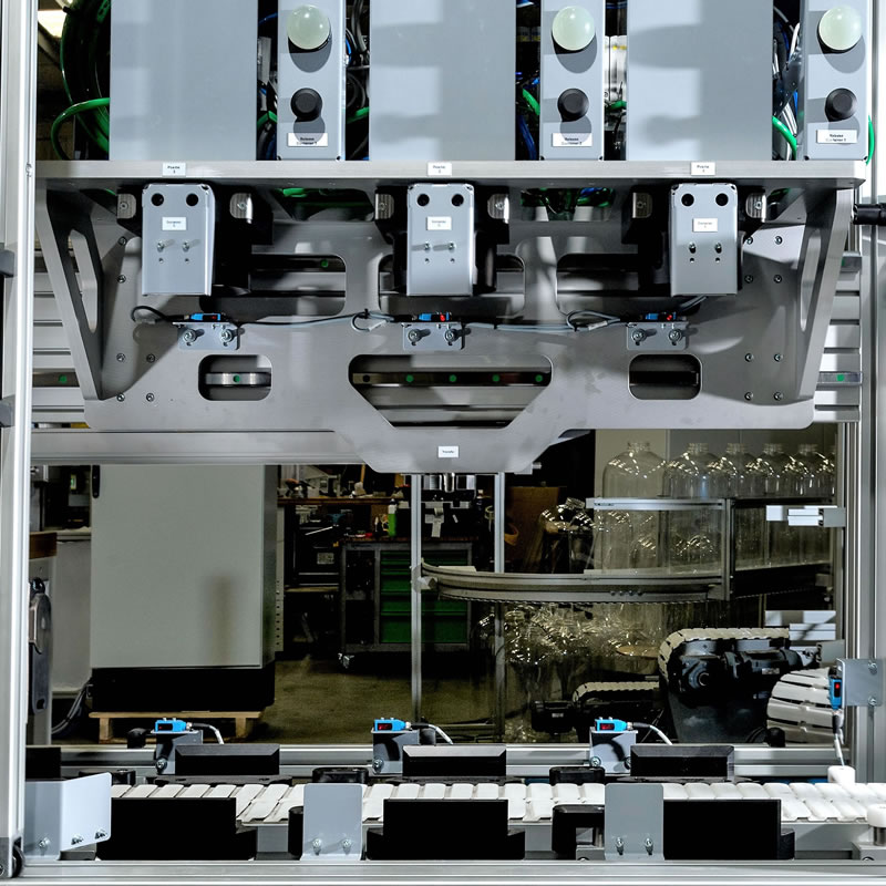 Onecircle Keykeg automatische flush unit
