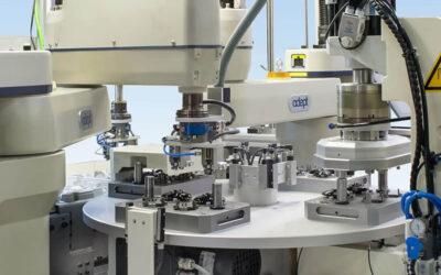 Robot & vision integratie Philips Drachten