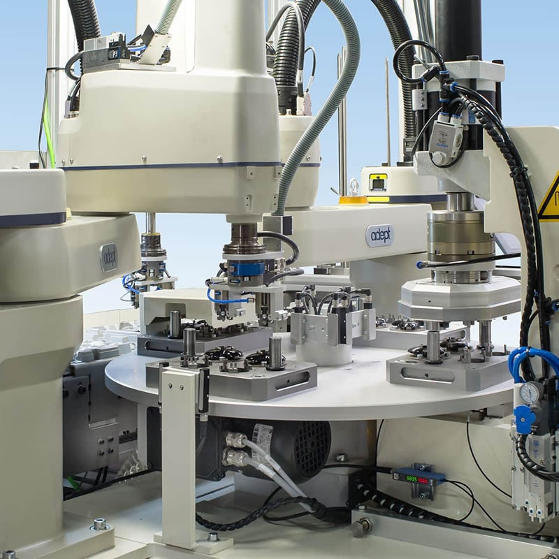 Robot & Vision Philips Drachten