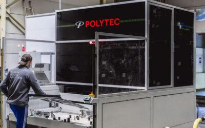 Flexibele Clips Mounting Unit voor POLYTEC