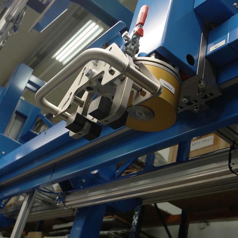 thyssenkrupp parallel ontwikkelen product en lijn
