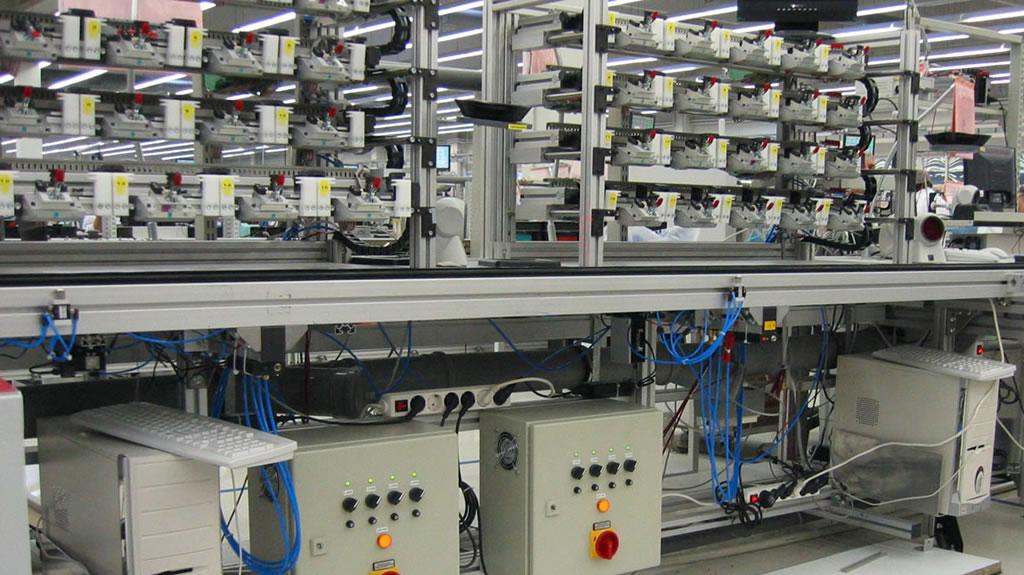 volautomatische testmachine in opdracht